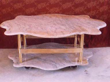 Marble-furniture